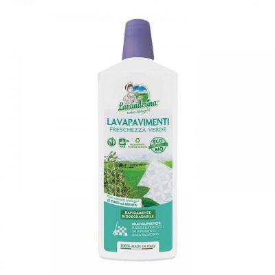 Lavapavimenti freschezza verde ECO-BIO